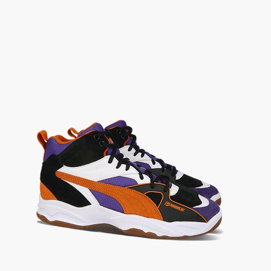 Buty męskie sneakersy Puma x The Hundreds Performer Mid 371384 01