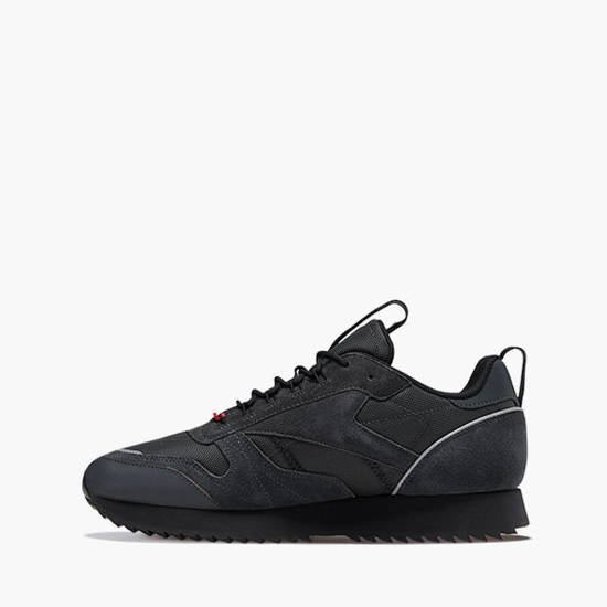 Buty męskie sneakersy Reebok Classic Leather Ripple Trail EG8708