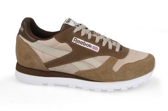 Buty męskie sneakersy Reebok Classic Leather x Montana Cans Color System CM9610