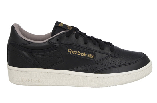 Buty męskie sneakersy Reebok Club C 85 Perforated V68490