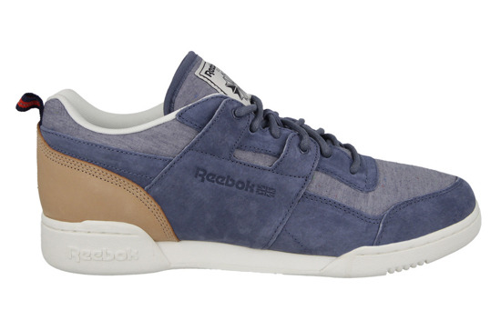 "Buty męskie sneakersy Reebok Workout Plus ""Flecked Pack"" AQ9725"