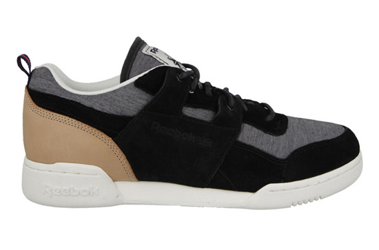 "Buty męskie sneakersy Reebok Workout Plus ""Flecked Pack"" AQ9726"