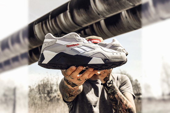 Buty męskie sneakersy Reebok x Have A Good Time Aztrek DV6436