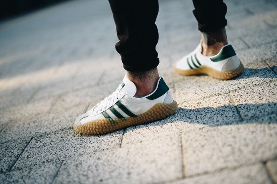 "Buty męskie sneakersy adidas Originals Country x Kamanda ""Never Made Pack"" G26797"