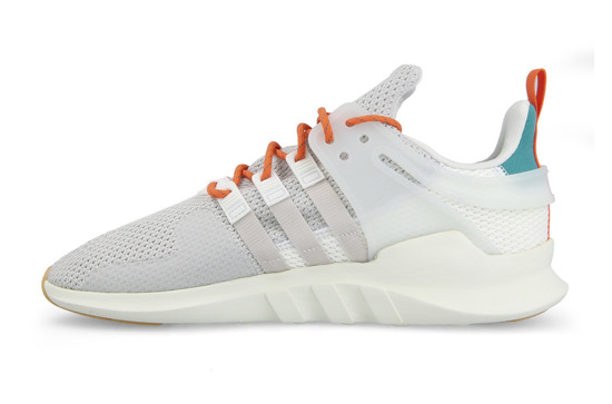 "Buty męskie sneakersy adidas Originals Equipment Eqt Support Adv Summer Miami Dolphins Pack ""White Tint"" CQ3042"