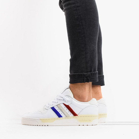 Buty męskie sneakersy adidas Originals Rivalry Low EE4961