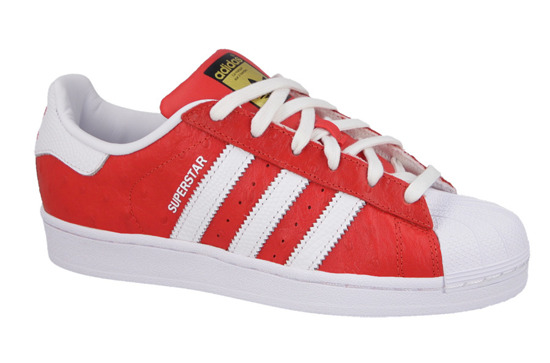 Buty męskie sneakersy adidas Originals Superstar Animal S75158