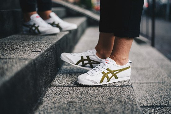 Buty sneakersy Onitsuka Tiger Mexico 66 1183A013 100