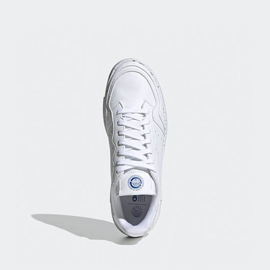 Buty sneakersy adidas Originals Supercourt 'Clean Classics' FU9728