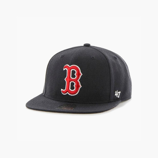 Czapka '47 Boston Red Sox Clean Up B-NSHOT02WBP-NY