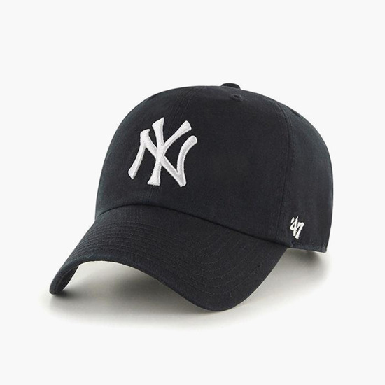 Czapka '47 MLB New York Yankees Clean Up B-RGW17GWS-BKD