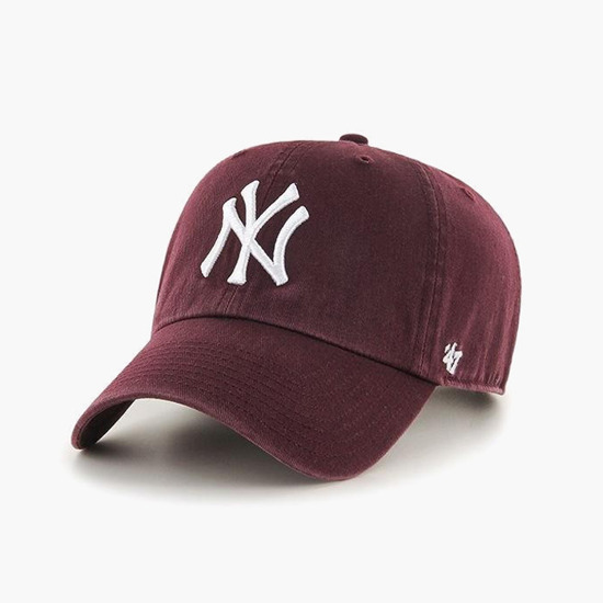 Czapka '47 MLB New York Yankees Clean Up B-RGW17GWS-KM