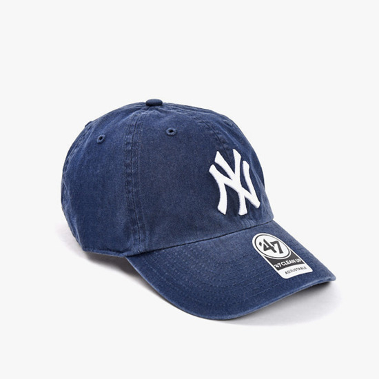 Czapka '47 New York Yankees Clean Up B-RGW17GWS-LN