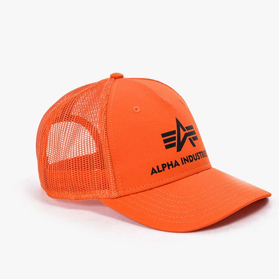 Czapka Alpha Industries Basic Trucker Cap 186902 417