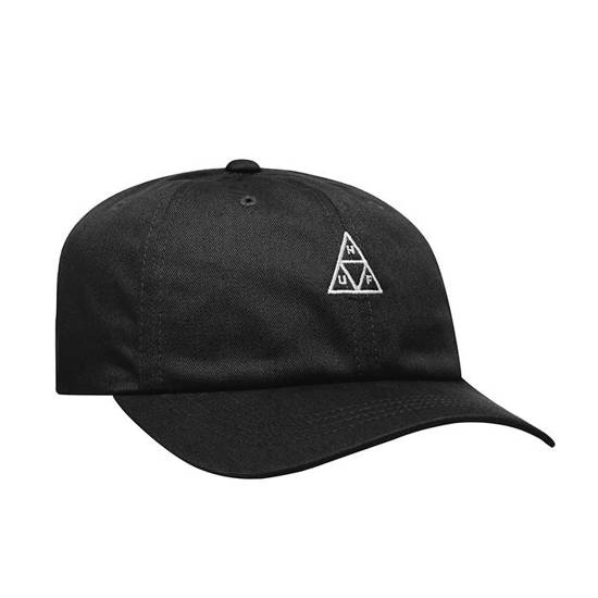 Czapka HUF Essentials TT HT00346 BLACK