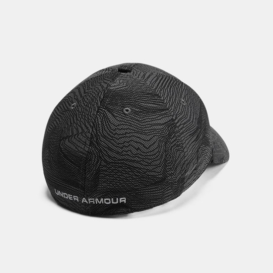 Czapka Under Armour Printed Blitzing 3.0 Stretch Fit Cap 1305038 010