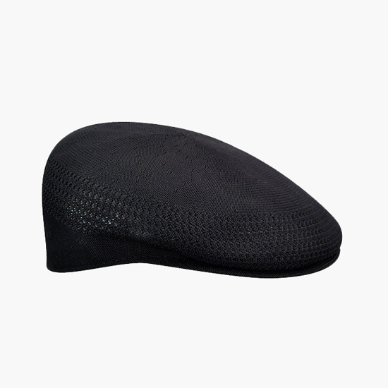 Kaszkiet Kangol Tropic 504 Ventair 0290BC BLACK