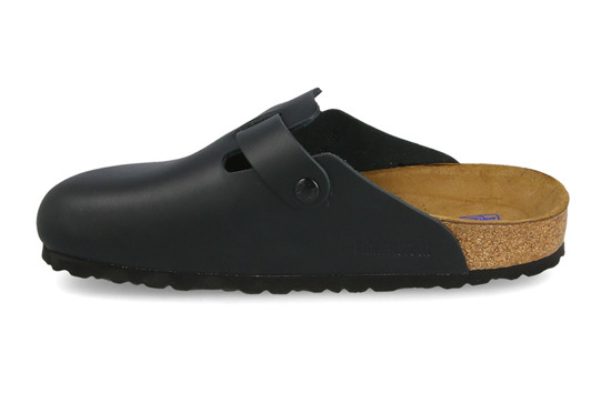 Klapki Birkenstock Boston Black 0060411