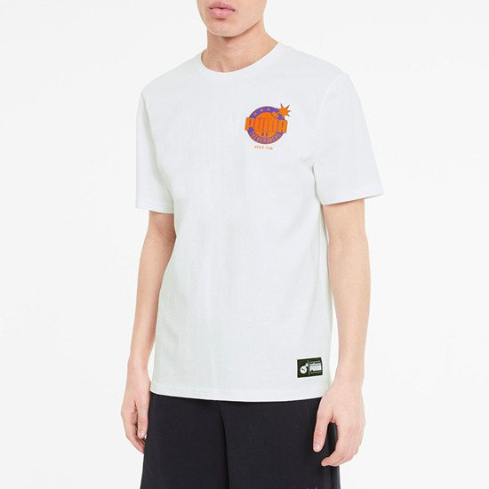 Koszulka męska Puma x The Hundreds Tee 596750 02