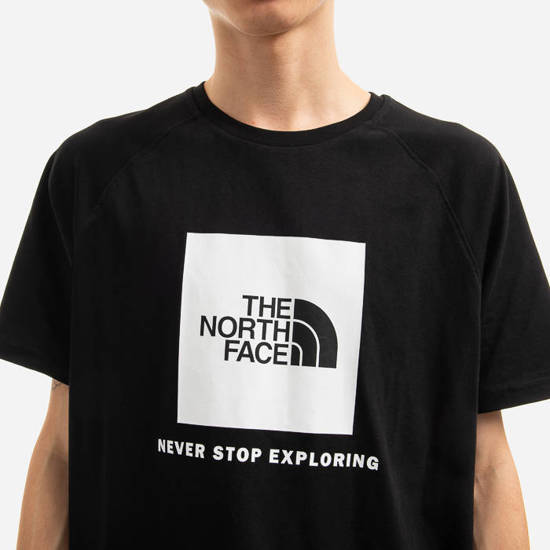 Koszulka męska The North Face Raglan Redbox T93BQOJK3