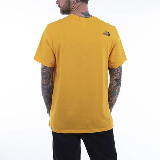Koszulka męska The North Face S/S  Easy Tee NF0A2TX356P