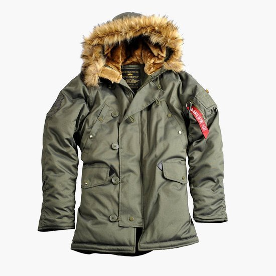 Kurtka męska Alpha Industries Explorer 193128 257