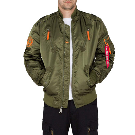 Kurtka męska Alpha Industries Falcon II 156109 257