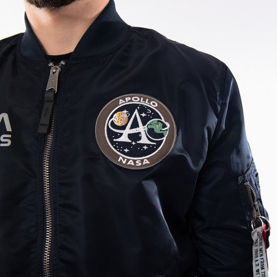 Kurtka męska Alpha Industries MA-1 Moon Landing Reversible 196125 07