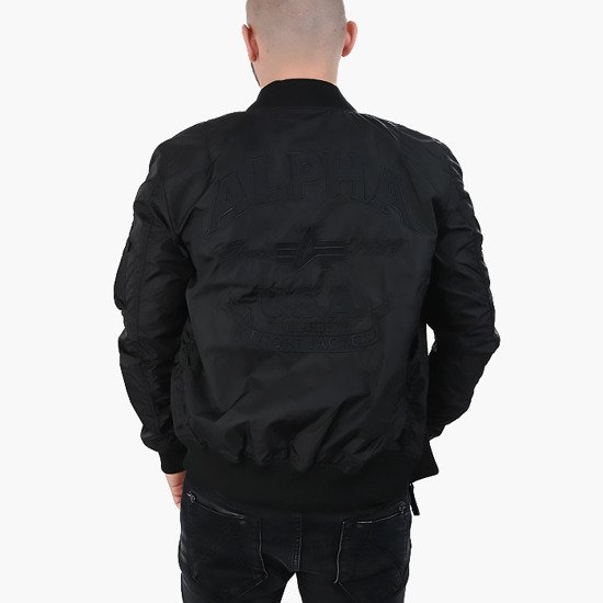 Kurtka męska Alpha Industries MA-1 TT Patch SF 196102 404