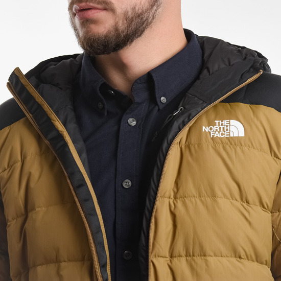 Kurtka męska The North Face La Paz Hooded T0CYG9D9V