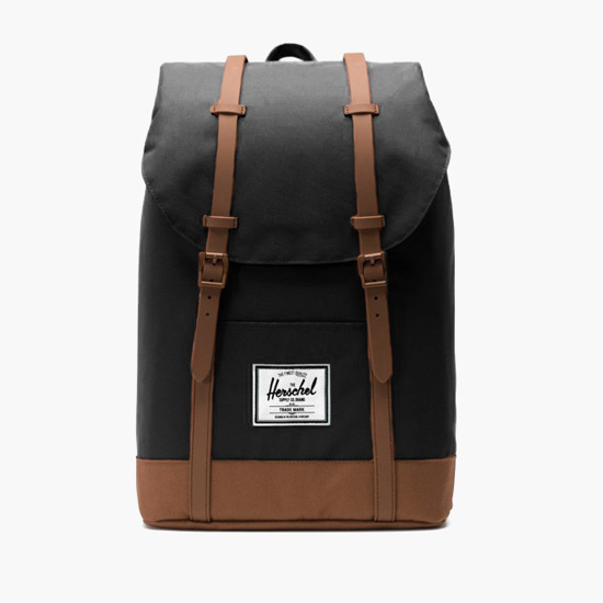 Plecak Herschel Retreat Black 10066-02462