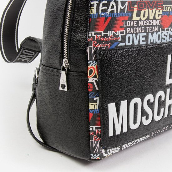 Plecak Love Moschino Digital Print JC4088PP1ALN190A