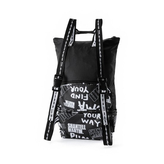Plecak Puma 2-Way Backpack x SHANTELL MARTIN 075428 01