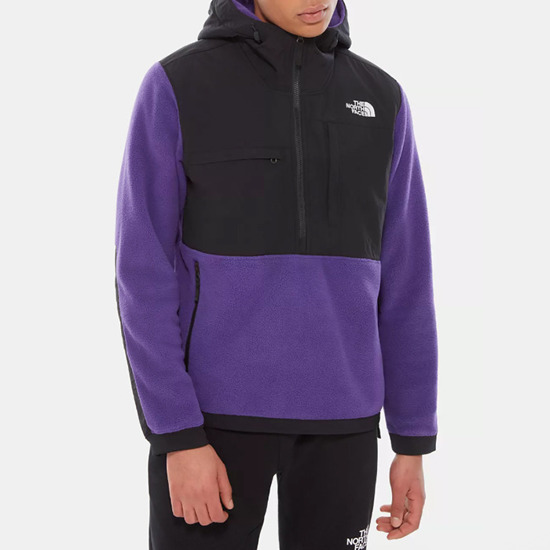 Polar męski The North Face Denali Anorak T93XAVN5N