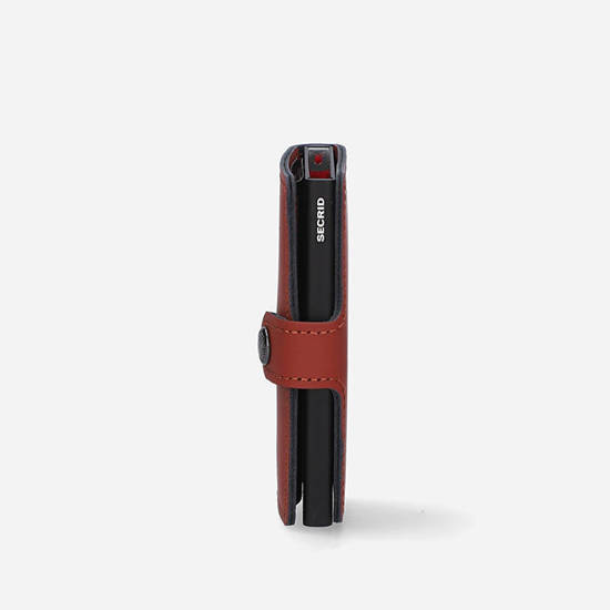 Portfel Secrid Miniwallet Matte MM-Brick-Black