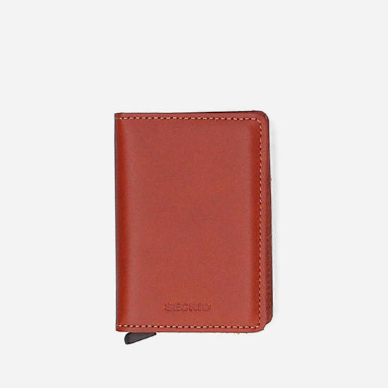 Portfel Secrid Slim Original  SO-Cognac-Brown