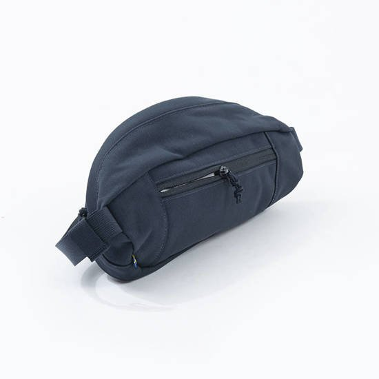 Saszetka nerka Fjallraven Ulvo Hip Pack Medium F23165 555