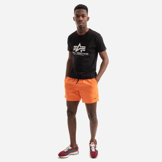Spodenki męskie Alpha Industries Basic Swim Short 196930 429