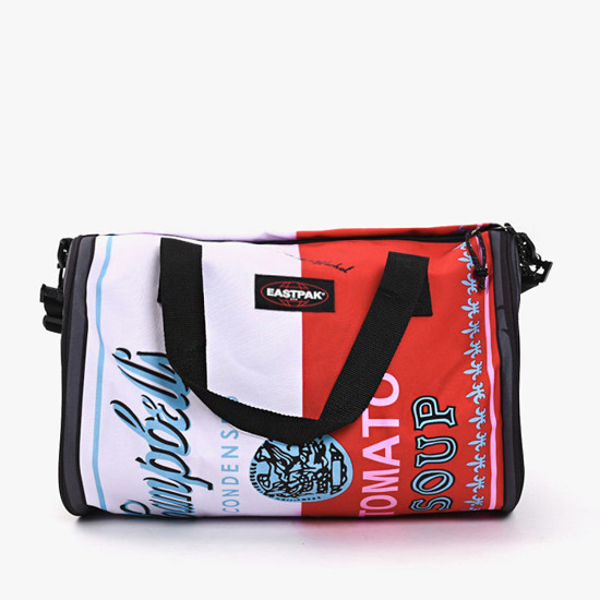 Torba Eastpak x Andy Warhol Duffel Can Tomato Placed EK43E50X