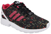 "BUTY DAMSKIE SNEAKERSY ADIDAS ORIGINALS ZX FLUX ""FLOWER PACK"" B35321"