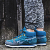 BUTY DAMSKIE SNEAKERSY REEBOK CLASSIC LEATHER MID WW V62492