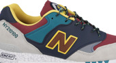 "BUTY MĘSKIE SNEAKERSY NEW BALANCE MADE IN UK ""NAPES PACK"" M577NGB"