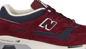 "BUTY MĘSKIE SNEAKERSY NEW BALANCE MADE IN UK ""THE CUMBRIAN RED - REAL ALE PACK"" M1500AB"