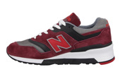 "BUTY MĘSKIE SNEAKERSY NEW BALANCE MADE IN USA ""ROCKABILLY PACK"" M997CRG"