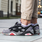 BUTY PUMA R698 X STUCK UP X ALIFE 358867 01