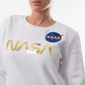 Bluza damska Alpha Industries NASA PM Sweater Wmn 198037 438