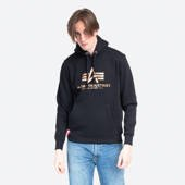 Bluza męska Alpha Industries Basic Hoody 178312 365