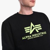 Bluza męska Alpha Industries Basic Sweater 178302 478