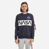 Bluza męska Alpha Industries NASA Inlay Sweater 178308 07