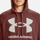 Bluza męska Under Armour Rival Fleece Big Logo Hoodie 1357093 688